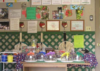 Barn/Shop Display Board