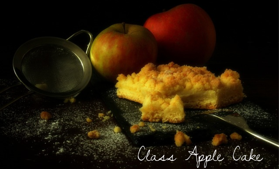 Recipes From the Class Apple Kitchen