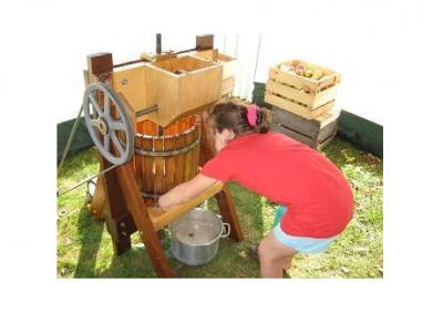 Adjusting the Cider Drip